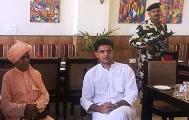 Sachin Pilot - Politician