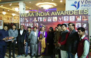 WEAA India Awardees